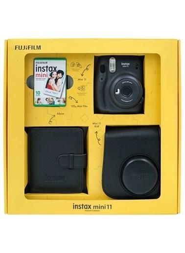 Instax Instax Siyah Mini 11 Renkli Özel Kutulu Set Siyah